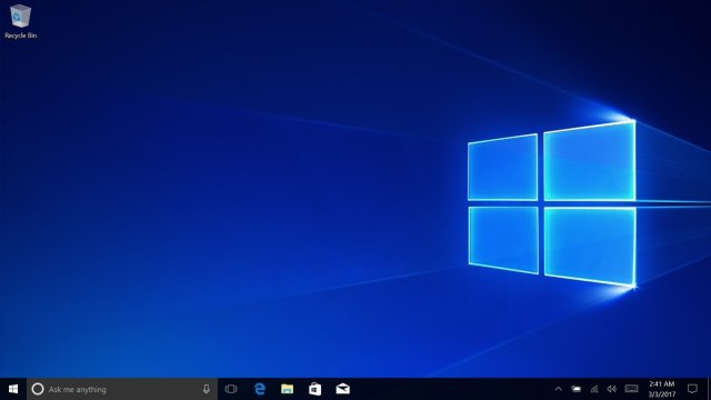 Microsoft переработала обои Windows 10 Hero для Creators Update