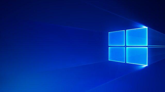 Новые фоновые обои Windows 10 Creators Update