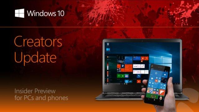 Windows 10 Build 15055 доступна для загрузки