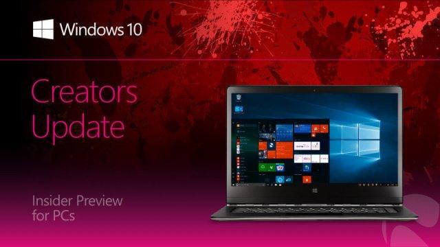 Windows 10 Build 15060 доступна для загрузки