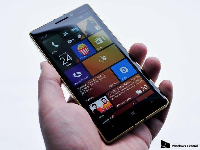 Microsoft пора обновить смартфоны на Windows Phone 8.1 до Windows 10 Mobile