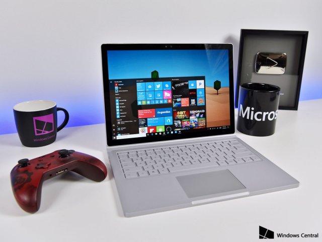 Microsoft может не анонсировать Surface Book 2 весной