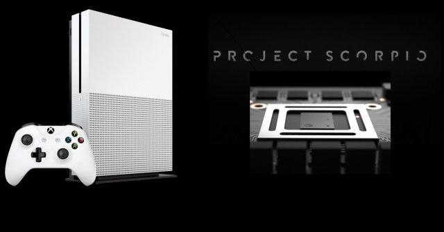 Известны технологические планы относительно приставки Xbox Scorpio