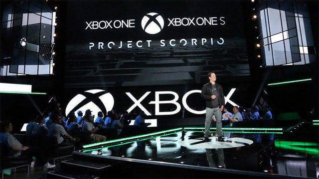 Крупное издание готово рассказать о спецификациях приставки Xbox Scorpio