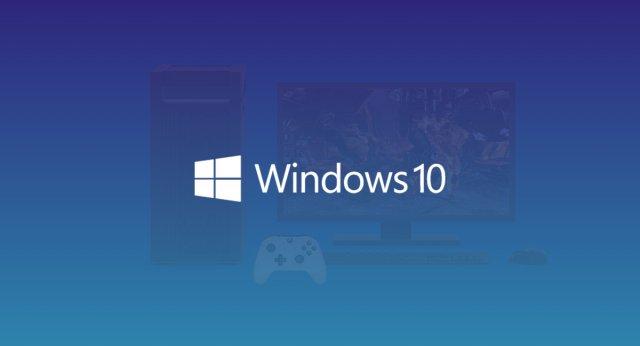 Более 50% геймеров перешли на Windows 10