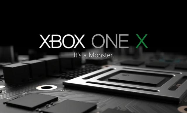 По слухам Project Scorpio будет иметь название Xbox One X