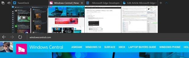 Лучшие новшества браузера Edge в Windows 10 Creators Update