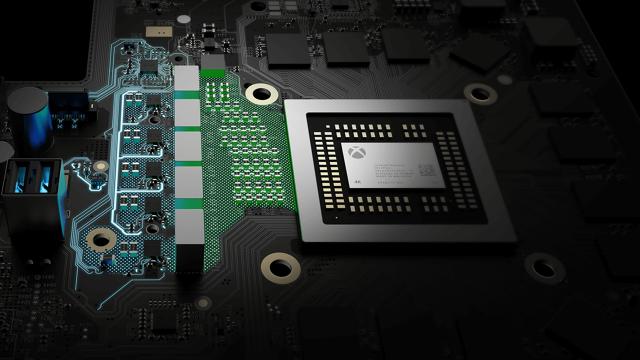 Приставка Xbox Scorpio будет поддерживать AMD FreeSync и HDMI 2.1