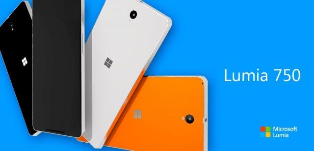 Отменённый смартфон Microsoft Lumia 750 попал на видео