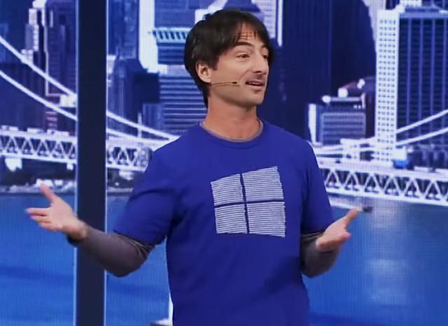 Джо Белфиоре объявил о своём возвращении в Microsoft
