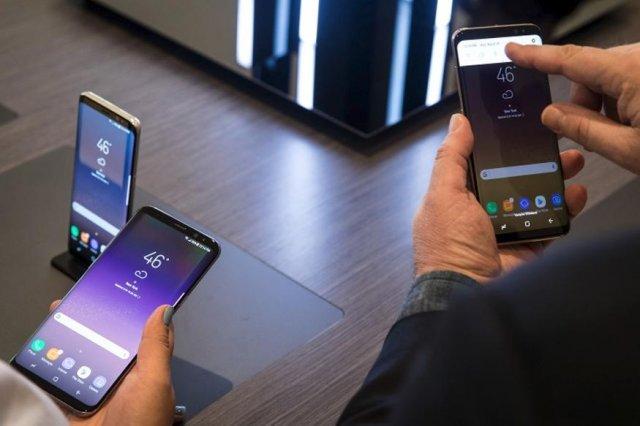 Вся информация о Samsung Galaxy S8 Microsoft Edition