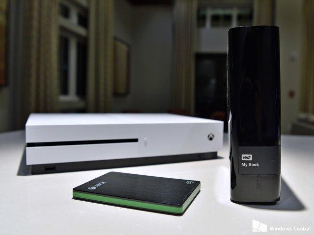 Почему приставке Xbox Scorpio нужен жёсткий диск больше 1 Тб