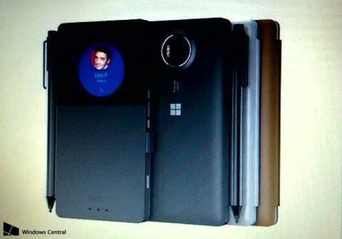 Какой должна была быть Lumia 950?