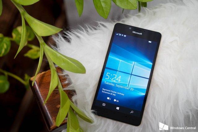 Интерфейс Microsoft Fluent Design появится и в Windows 10 Mobile