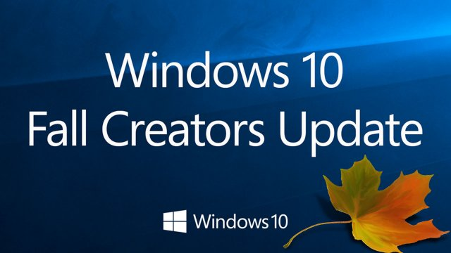 Windows 10 Fall Creators Update – новое крупномасштабное обновление ОС Windows 10