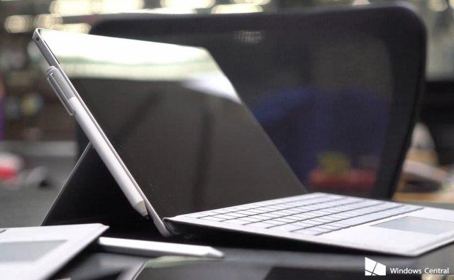 Новый планшет Microsoft Surface Pro появится 15 июня