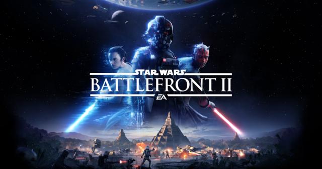 Первый игровой трейлер Star Wars Battlefront II