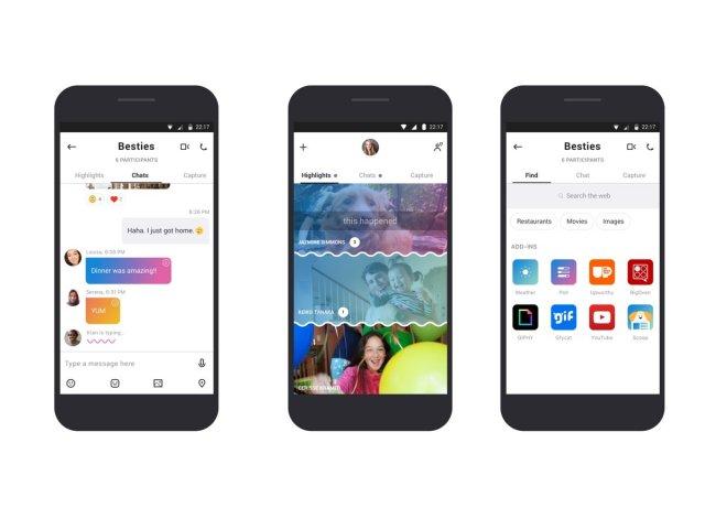 Skype получает крупное обновление и становится похожим на Snapchat