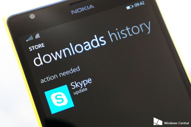 Skype для Windows Phone, Windows RT и ТВ перестанет поддерживаться 1 июля