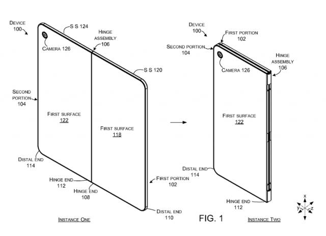 Microsoft снова обещает необычный смартфон Surface