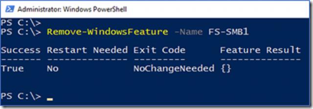 Для предотвращения повторения WannaCry Microsoft уберёт из Windows 10 SMBv1