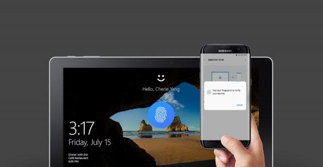 Samsung Flow теперь можно использовать на Windows 10