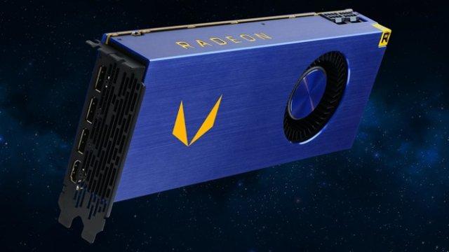 Видеокарты AMD Vega поддерживают DirectX 12.1