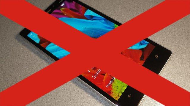 Не ждите десктопную Windows 10 на смартфонах