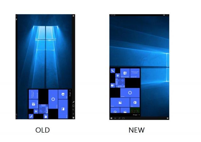 Функция Continuum на Windows 10 Mobile теперь содержит портретный режим
