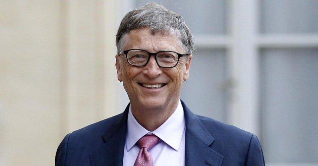 Билл Гейтс перестал быть самым богатым человеком мира