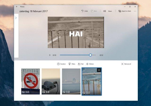Microsoft делает приложение Фотографии в Windows 10 похожим на Google Фото