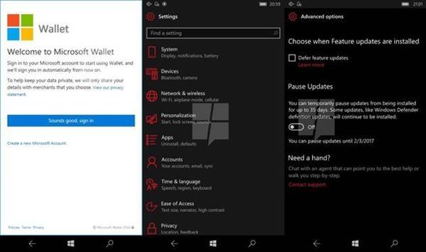 Новые слухи насчет Surface Phone