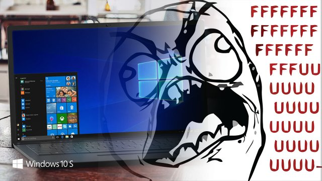 Windows 10 S – бесполезная ОС