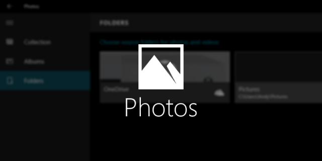 Microsoft переименовала приложение «Фото и видео» обратно в «Фотографии»