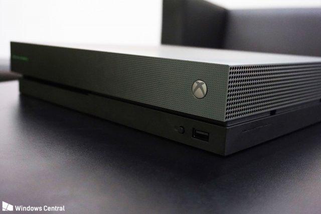 Первые впечатления от игровой приставки Xbox One X Project Scorpio Edition