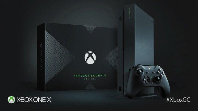 Предварительные заказы на Xbox One X бьют рекорды