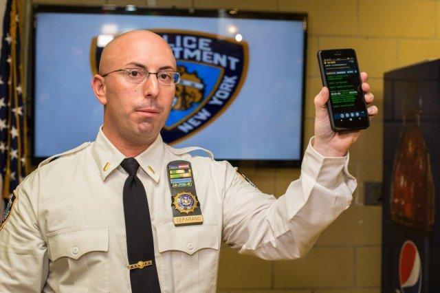 Полиция Нью-Йорка отказалась от Windows Phone в пользу iPhone
