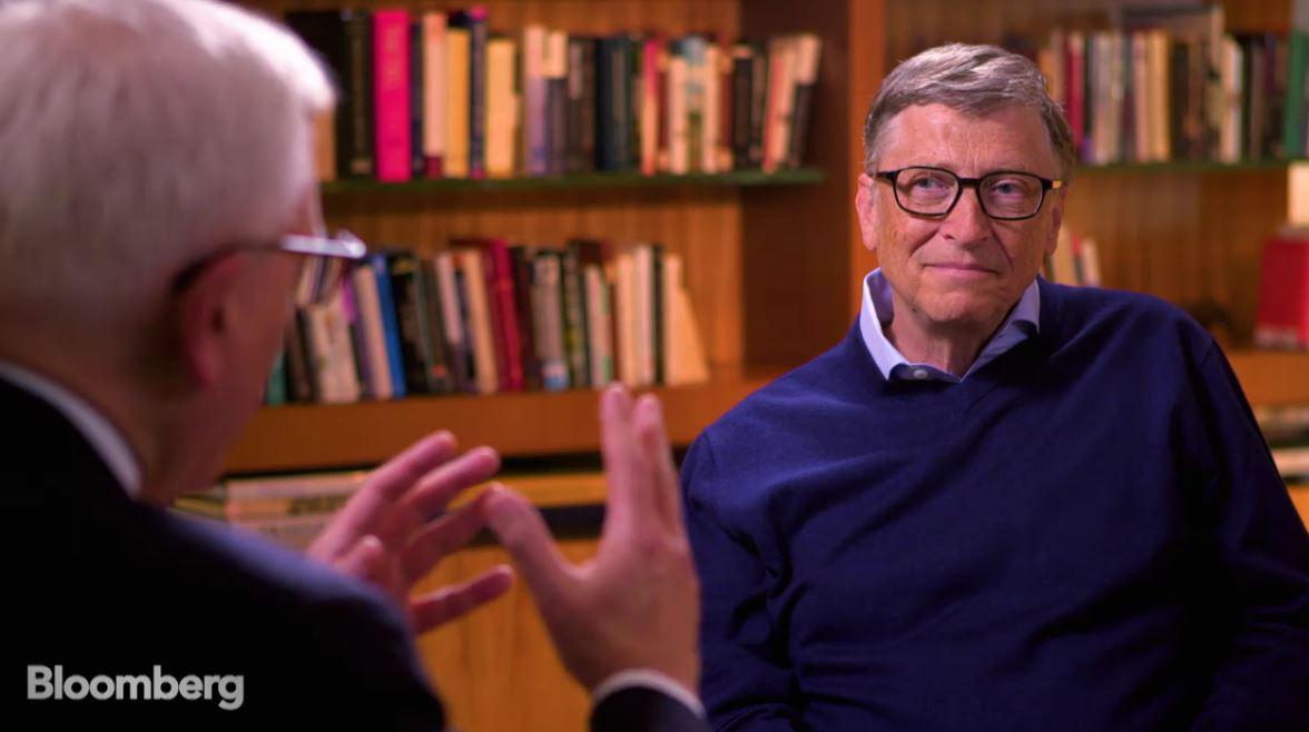 Билл Гейтс признался, что сменил iPhone на андроид