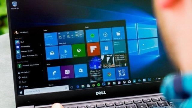 Новые возможности в Windows 10 Fall Creators Update