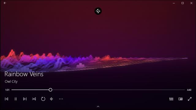 Музыка Groove получит визуализацию и эквалайзер