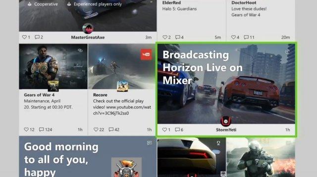 Обновление Xbox One приносит светлую тему и изменения уведомлений в канале Alpha