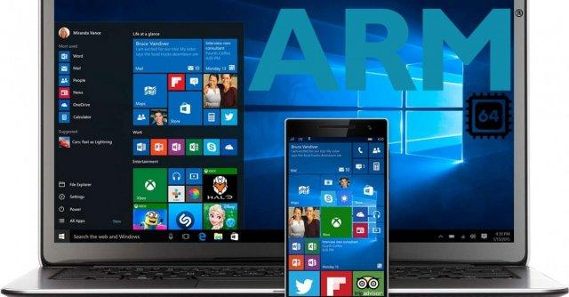 Windows 10 на ARM появилась на серверах Microsoft » MSReview