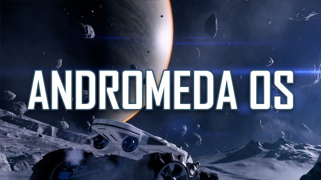 Andromeda OS – модульная версия Windows 10