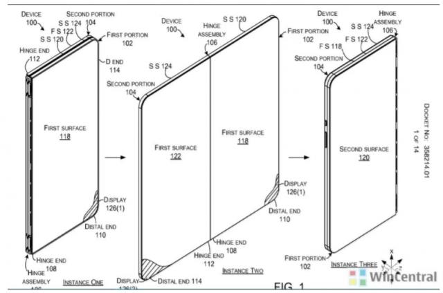 В 2018 году могут выйти мобильные устройства на Windows и Surface Phone от ведущих производителей