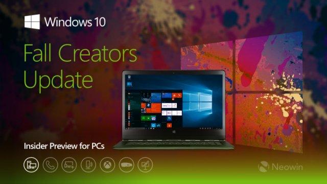 Windows 10 Build 16299 доступна для загрузки
