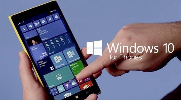 Fall Creators Update для Windows 10 Mobile появится на этой неделе