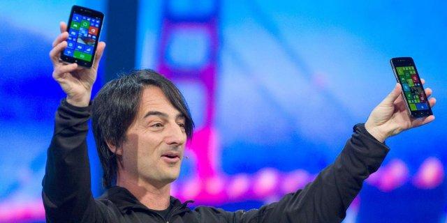 Разработка Windows 10 Mobile окончательно приостановлена