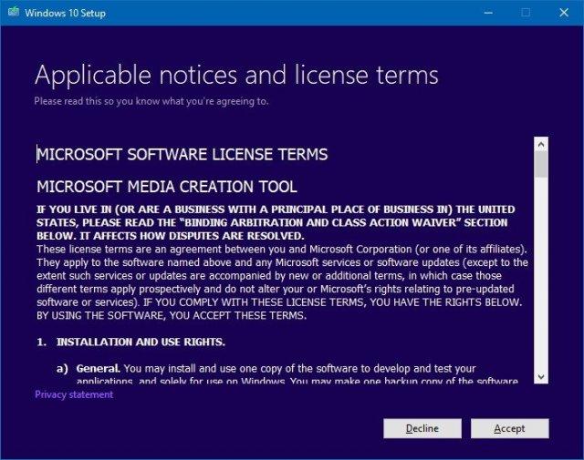 Как установить обновление Windows 10 Fall Creators Update прямо сейчас