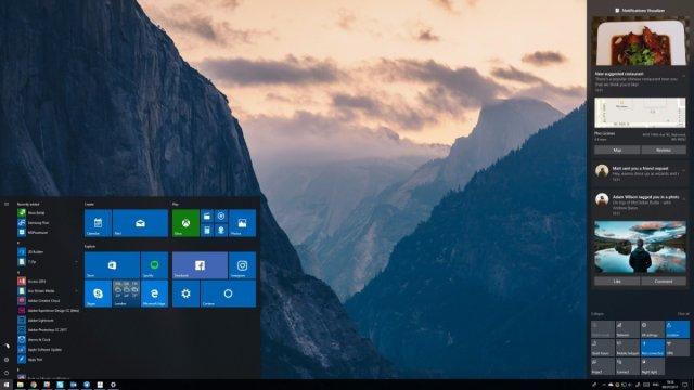 Всё, что нужно знать о Windows 10 Fall Creators Update