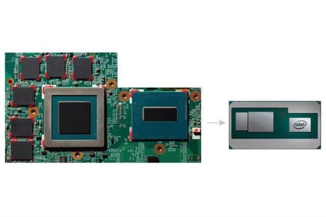 Intel и AMD интегрируют графику Radeon в процессоры Core